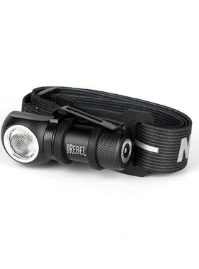 NEBO Nebo Rebel 6691, 600-Lumen Rechargeable Head Light