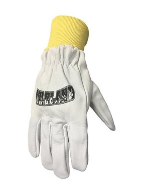 RED STEER Fire Cat Wildland Firefighting Gloves with Kevlar® Sleeve