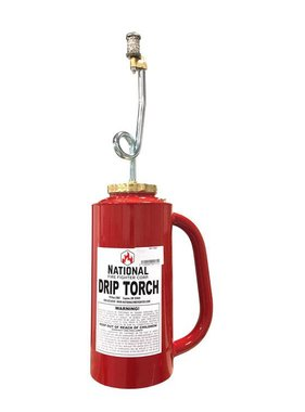 NATIONAL FIRE FIGHTER National Fire Fighter OSHA Compliant Drip Torch