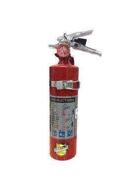 BUCKEYE Buckeye 2.5 lb. ABC Fire Extinguisher w/Vehicle Bracket
