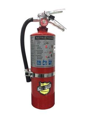 BUCKEYE Buckeye 5 lb. ABC Dry Chemical Fire Extinguisher w/Vehicle Bracket
