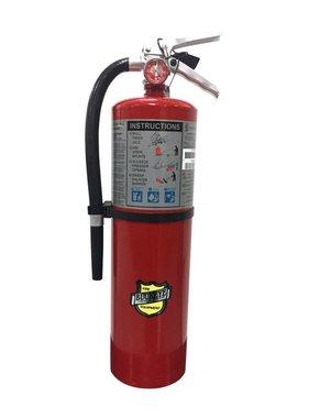 BUCKEYE Buckeye 10 lb. ABC Dry Chemical Fire Extinguisher
