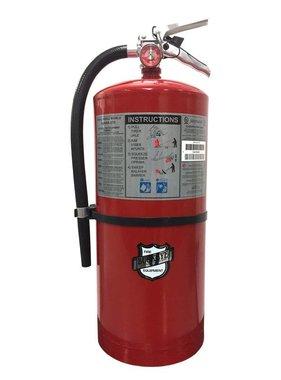 BUCKEYE Buckeye 20 lb. ABC Dry Chemical Fire Extinguisher