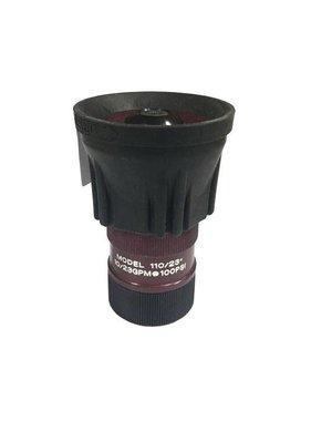 "C&S Supply, Inc. 1"" NPSH Dual-Flow Nozzle (10-23 GPM)"