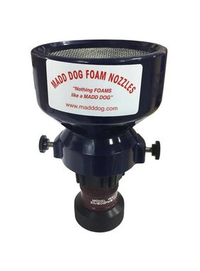 "C&S Supply Madd Dog 1.5"" NH Foam Expansion Nozzle (20-60 GPM)"
