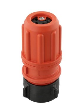 "SCOTTY FIRE EQUIPMENT Scotty Firefighter 1.5"" NH 4044A-OR Revolver Nozzle 3, 6, 9, 12 GPM"