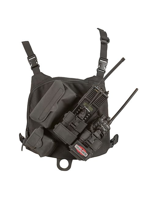TRUE NORTH GEAR True North Gear Universal Dual Radio Harness