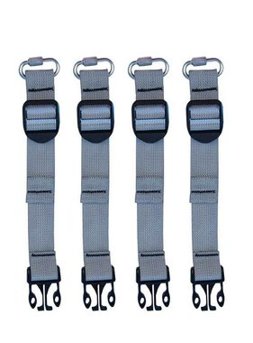 TRUE NORTH GEAR True North Gear RH500 Radio Harness Integration Straps