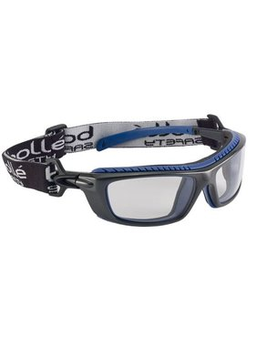 Bolle Baxter Safety Goggles (Clear Lens)
