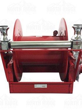 Hannay Reels Hannay Reels EPF 24-23-24 RT Electric Hose Reel w/FH-3 Top Rollers