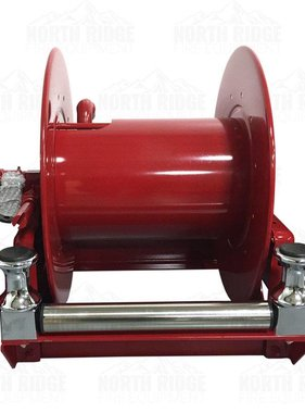 Hannay Reels Hannay Reels EPF 24-23-24 LB Electric Hose Reel w/FH-3 Bottom Rollers