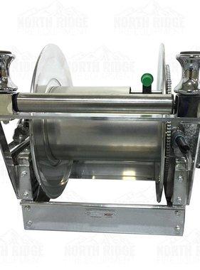 HANNAY Hannay Reels SBEPF 24-23-24 RT Electric Hose Reel w/FH-3 Top Rollers