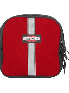 TRUE NORTH GEAR True North Gear Red Personal Pouch FLPP100