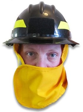 Coaxsher CX Wildland Firefighting Helmet Shroud