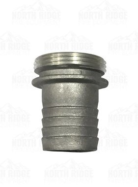"1.5"" NH Male Pin Lug Hose Fitting MA150NST"