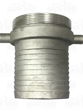 "4"" NPSH Male Pin Lug Fitting MA400"