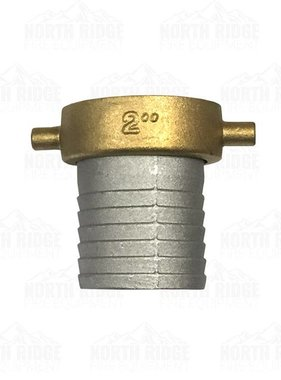 "2"" NPSH Female Pin Lug Fitting FAB200"