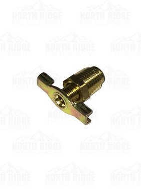 "Hale Products HPX75 Pump Volute Drain Petcock 1/4"" NPT 038-1270-00-0"