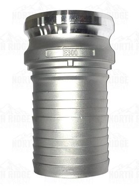 """3"""" E300 Male Cam Lock with Barb"""
