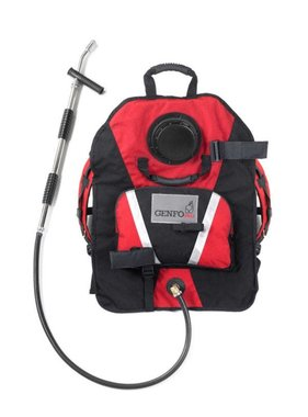 CS SUPPLY C&S Supply GENFO 45-PRO Backpack Sprayer Water Tank with Double Action Pump