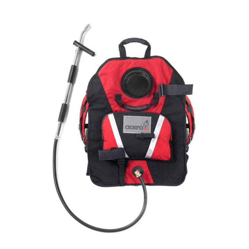 C&S Supply GENFO 45-PRO Backpack Sprayer Water Tank w/Double Action