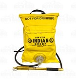 """Fountainhead Group Indian Chief """"Dual"""" Bag Fire Backpack with Fedco Hand Pump Model #IN-DBD500 (DBL500)"""
