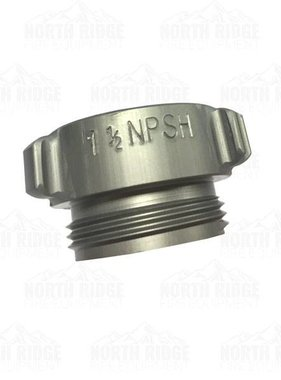 "Action Coupling 1.5"" NPSH Female X 1.5"" NH Male Adapter"