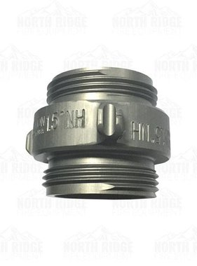"Action Coupling 1.5"" NH Double Male Adapter"