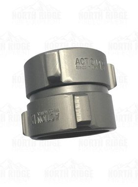 "ACTION COUPLING Action (H) AA135 1.5"" NH Double Female Swivel Adapter"
