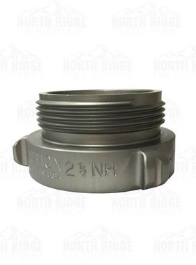 "Action Coupling 1.5"" NH Female X 2.5"" NH Male Adapter"