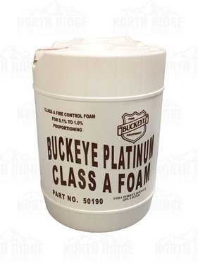 Buckeye Fire Equipment Class-A Foam 5-Gallon Bucket USFS Certified