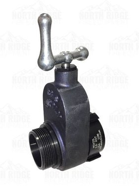 "CS SUPPLY C&S Supply HGV25 2.5"" NST Hydrant Gate Valve"
