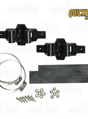 END OF THE ROAD Quick Fist Roll Bar Tool Mount Kit #90050