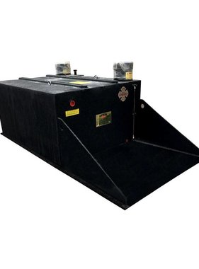 Defender III 3E 300-Gallon Skid Tank with 10 Gallon Foam Cell