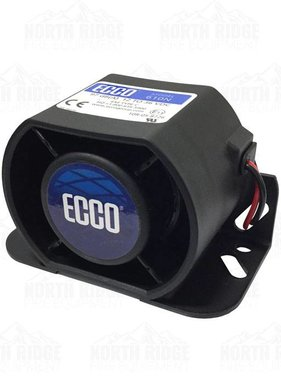 Ecco 610N Back Up Alarm w/Lifetime Warranty