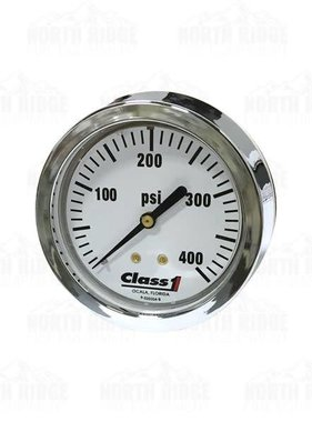 "Hale Products Class1 2.5"" Liquid Filled 0-400 PSI Pressure Gauge 91523971"