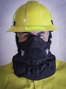 Hot Shield USA Hot Shield® HS-2 Wildland Firefighter Face Mask