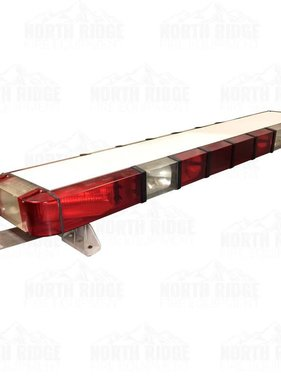 WHELEN Used 9M282SP1 Whelen Edge Light Bar w/Controller and Siren