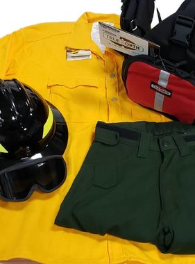 Wildland Fire Gear Bundle Package #1