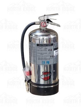 BUCKEYE Buckeye 6-Liter 1-A Class K Wet Chemical Extinguisher 50006