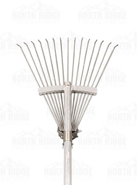 Mercedes Textiles HYDRO WICK® Collapsible Fire Rake 70HTFR-C