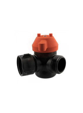 "SCOTTY FIRE EQUIPMENT Scotty Firefighter 4050A 3-Way 1.5"" Valve with NH Thread"