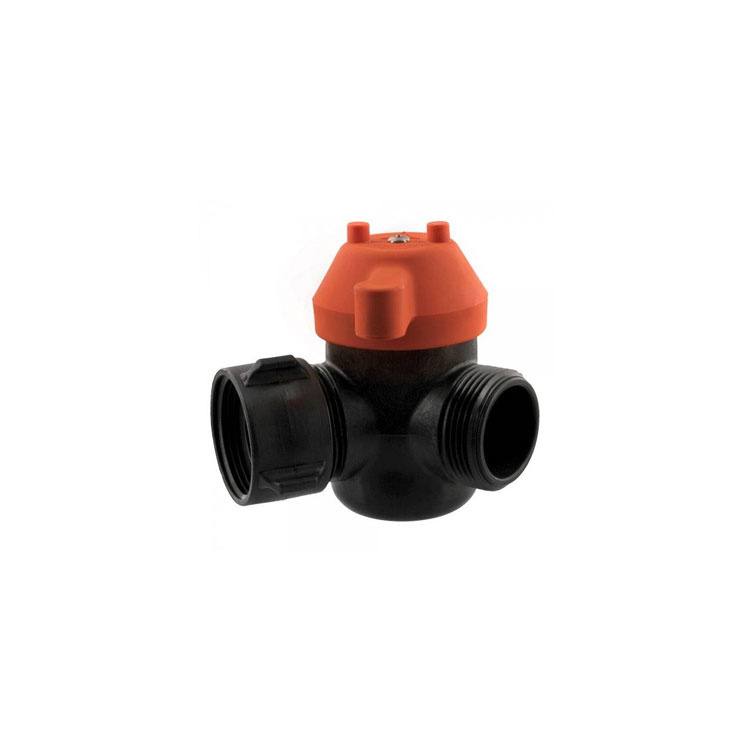 """Scotty Firefighter Scotty Firefighter 4050A 3-Way 1.5"""" Valve with NH Thread"""