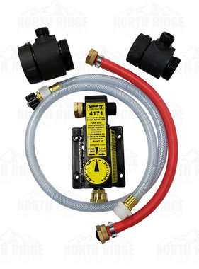 SCOTTY FIRE EQUIPMENT Scotty Firefighter 4171KIT Around-the-Pump Eductor with Hose and Tees