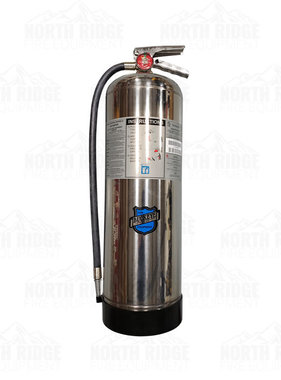BUCKEYE Buckeye 50000 2.5 Gallon Personal Water Extinguisher