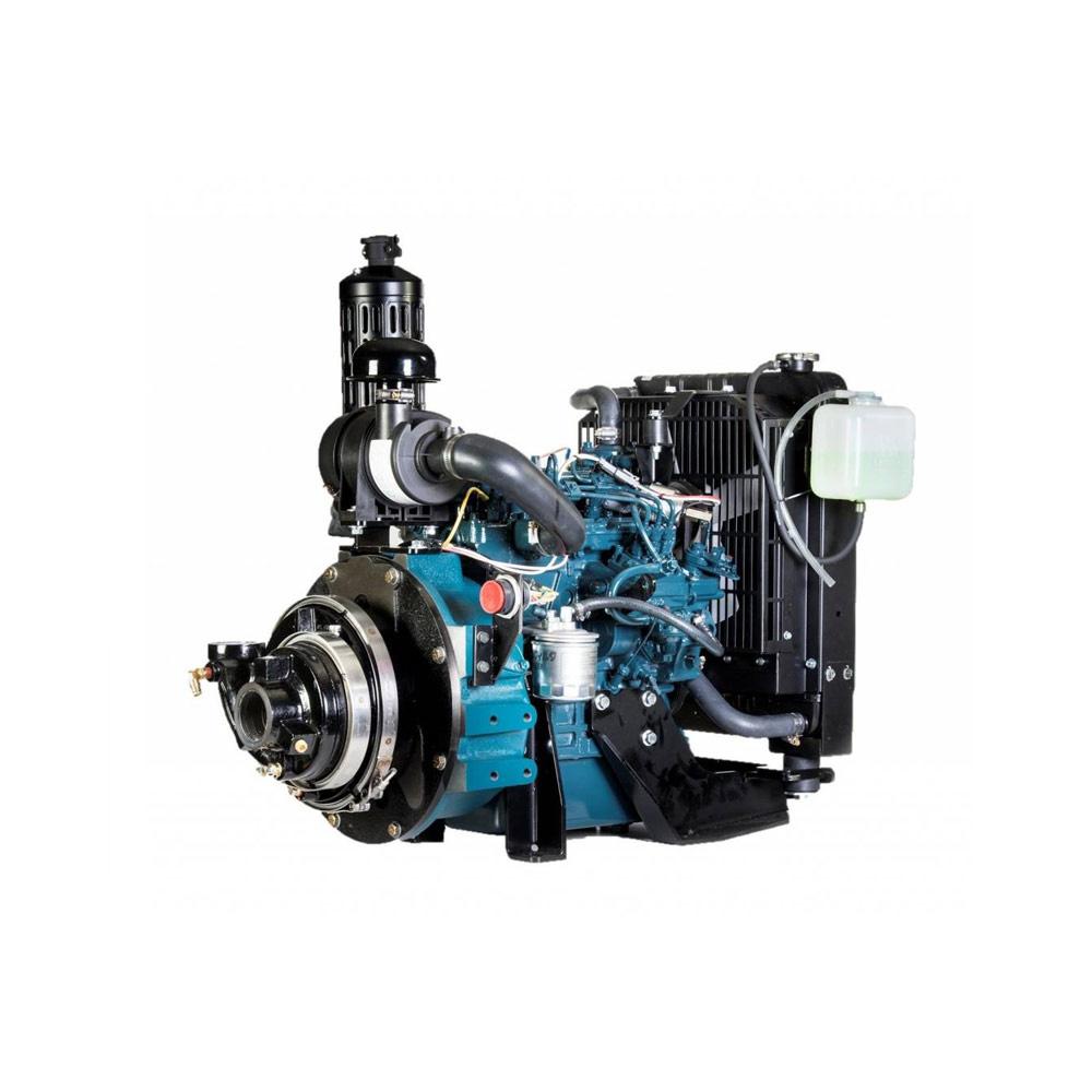 hale hale powerflow hpx75-kbd24 high-pressure wildland water pump