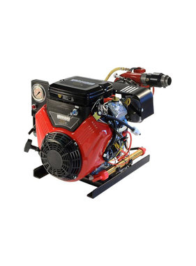 Mercedes Textiles WICK® 4200-23BS Fire Pump