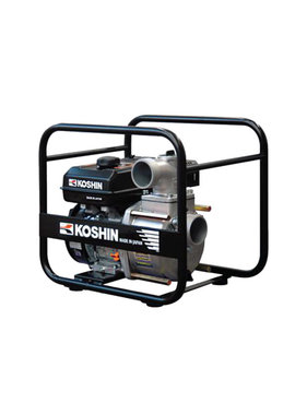 "Koshin STV-80X 3"" Semi-Trash Water Pump"