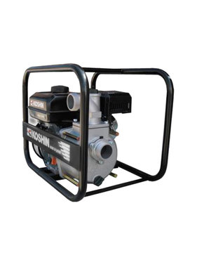 "Koshin STV-50X 2"" Semi-Trash Water Pump"