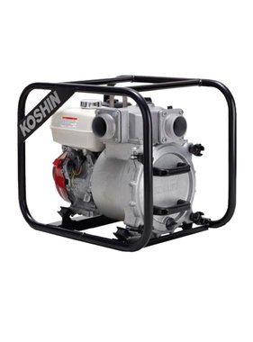 "Koshin KTH-100S 4"" Trash Pump w/Honda Engine"
